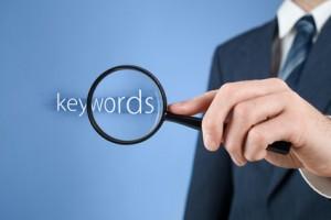 Keywords analysis