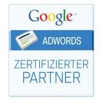 Webmanager ist AdWords-zertifiziert