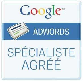 Spécialiste agréé de Google AdWords