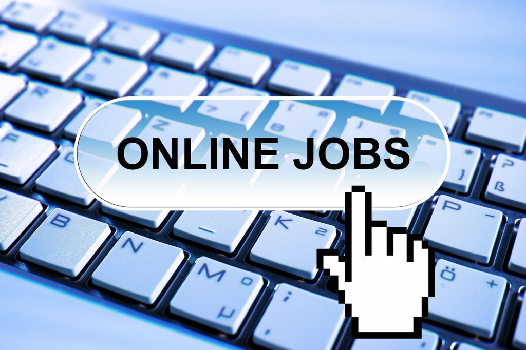 Online Marketing Job